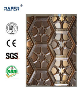 New Design and High Quality Embossed Star Design Cold Rolled Steel Sheet (RA-C043) pictures & photos