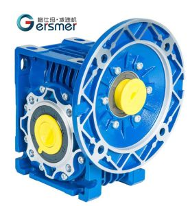 Thicker Series Worm Speed Gearbox High Quality