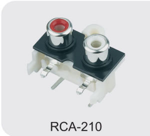 AV Jack//Radio Jack (RCA-210) pictures & photos