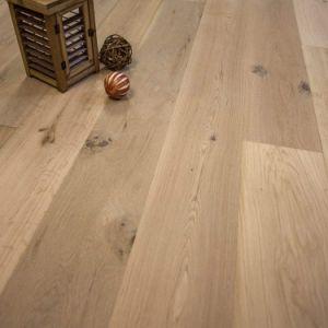 2200x260mm Wide Plank Engineered Oak Flooring