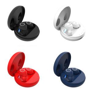 China Wireless Bluetooth 5 0 Mini Earbuds In Ear Tws Earphone For Sport Waterproof True Wireless Stereo Headset Wireless Tws Headphones China Wireless Tws Headphones And Wireless Stereo Headphone Price
