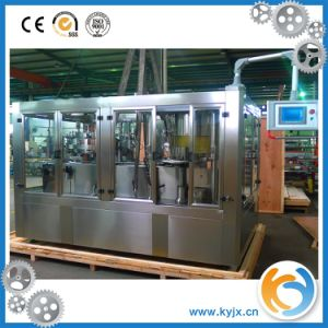 Automatic Glass Bottle Mineral Water Bottling Machine pictures & photos