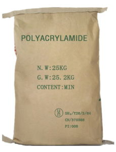 Anionic Polyacrylamide PAM Industrial Chemical Anionic Products for Oil-Field and Drilling pictures & photos