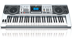 61 Keys Electronic Keyboard (MK-810)