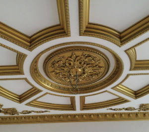 PU Ornaments PU Ceiling Tiles pictures & photos
