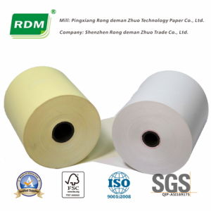 Colored Thermal Receipt Paper for Electronic Cash Register pictures & photos