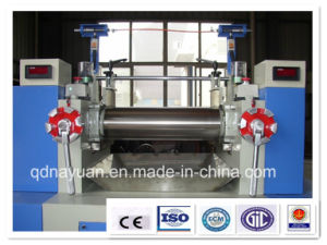 Xk-160 Lab Mixing Mill, Rubber Mixing Mill, Rubber Mill with Ce and ISO9001
