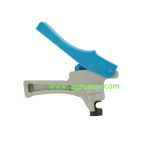 Convenient Handle Punch for Irrigation Lay Flat Hose Tube with Hole Dn15
