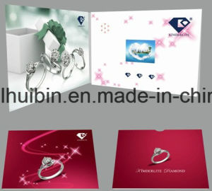 Customized 2.4 Inch TFT LCD Promotion Video Greeting Card (VC-024) pictures & photos