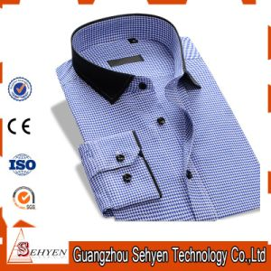 On Clearance 50% off select for original China Latest Design 100% Cotton Formal Full Sleeve Men′s ...