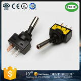 Mini Type Miniature 3 Pin Toggle Switch pictures & photos