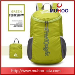 Outdoor Green Nylon Travel Sports Duffle Bags for Men pictures & photos