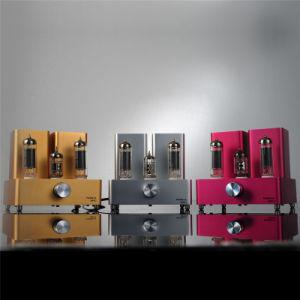 2 (2 0) Channels Single End HiFi Audio EL84 Vacuum Tube Amplifier