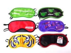 Shanghai Supplier Custom Private Label Sleep Mask pictures & photos