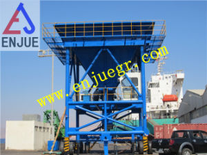 Rubber Tyre Dust-Trap Hopper Eco Environment Friendly Dust Settling Hopper pictures & photos