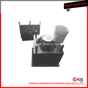 Plastic Injection Paint Bucket Mould in China