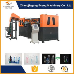 Energy-Saving 6 Cavities Plastic Bottle Making Machine pictures & photos