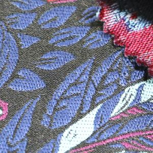 Popular Jacquard Fabric 100% Polyester Fabric pictures & photos
