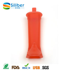 Amazon Hot Selling BPA Free Silicone Popsicle Ice Pop Molds