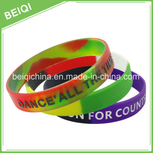 Popular Sport Silicone Wristband for Sporter pictures & photos