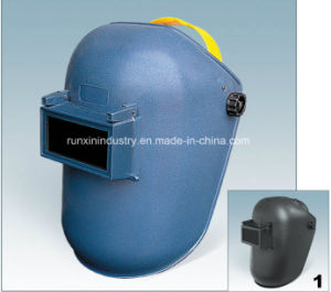 PP Full Face Welding Mask A002 pictures & photos