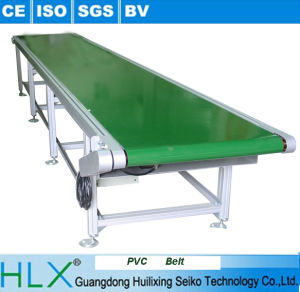Speed Adjustable Belt Conveyor for LED Lamps Assembling pictures & photos