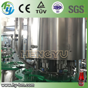Glass Bottle Juice Tea Drink Filling Line pictures & photos