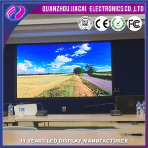 P6 Full Color LED Advertising Screen Indoor LED Display pictures & photos