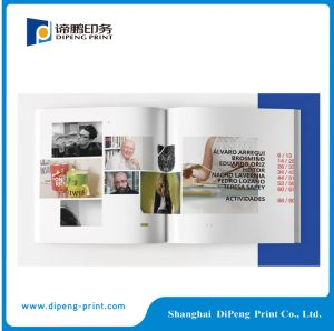Professional Custom Service Book Printing pictures & photos