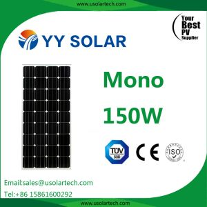 Yy Solar High Efficiency Best Price 150watt Mono Solar Energy pictures & photos