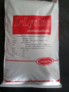 Amino Acids L-Lysine Mono 98.5% Feed Additives Animal Nutrition Poultry Feed pictures & photos