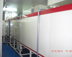 Turnkey Soloution of Tablet PC Automatic UV Spray Painting Line pictures & photos