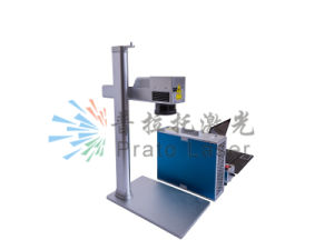 20W Portable Laser Marking Machine for Metal and Nometal pictures & photos