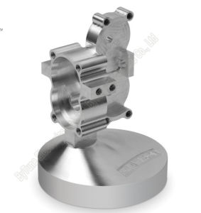 5 Axis CNC Turning Machining Stainless Steel Flange Parts pictures & photos