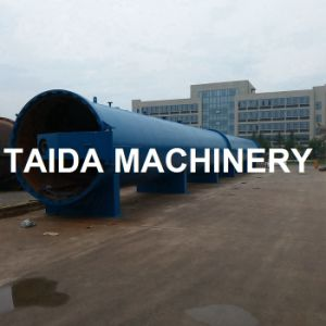 Rubber Extruded Products Vulcanizer Vulcanizing Tank Autoclave Machine pictures & photos