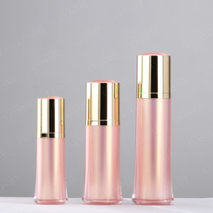 15ml 30ml 50ml New Design Luxury Plastic Acrylic Crystal Packaging Lotion Pump Cosmetic Bottle