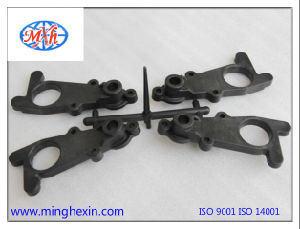 Black Plastic Molding Item with ISO SGS