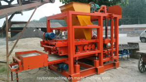 Attractive Price Brick Making Machine Qt4-25 pictures & photos