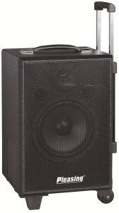 Portable Mutli-Function Amplifier PA Speaker VHF/UHF