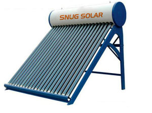 Rooftop Freestanding Non-Pressure Solar Heater pictures & photos