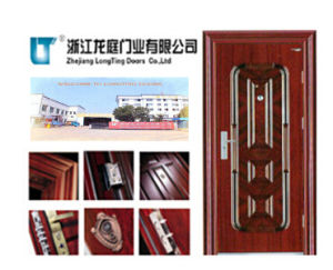 High Quality Competitive Price Steel Door pictures & photos