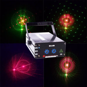 Mini DJ Disco Eight Patterns Laser Stage Light