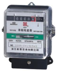 Single-Phase Long Life Mechanical Energy Meter