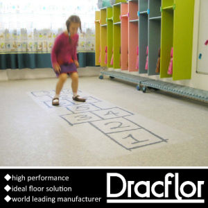 PVC Roll Flooring Plastic Floor Covering F 2101
