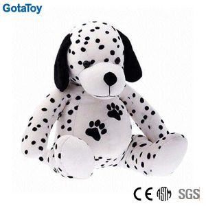 High Quality Custom Plush Dalmatian Stuffed Soft Toy
