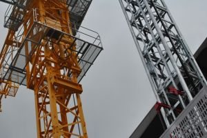 (QTZ31.5) Self Raising Topkit Tower Cranes pictures & photos