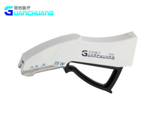 Disposable Skin Stapler Without Staple Remover pictures & photos