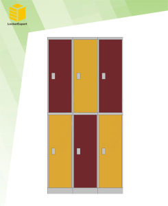 ABS Plastic Locker Cabinets for Hotel