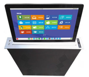 Ultra Slim LCD Lift with Monitor 15.6 Inch pictures & photos