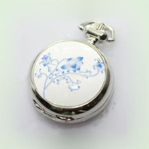 Durable Quartz Pocket Watch, Can Be Used for Long Time pictures & photos